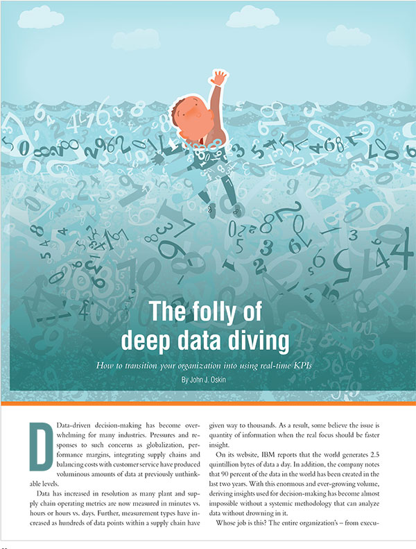 The Folly of Deep Data Diving